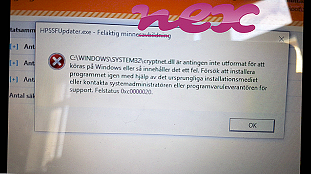 Co je LiveUpdate.exe?