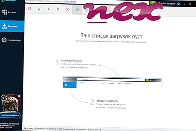 Was ist eine mediaget.exe-Datei?