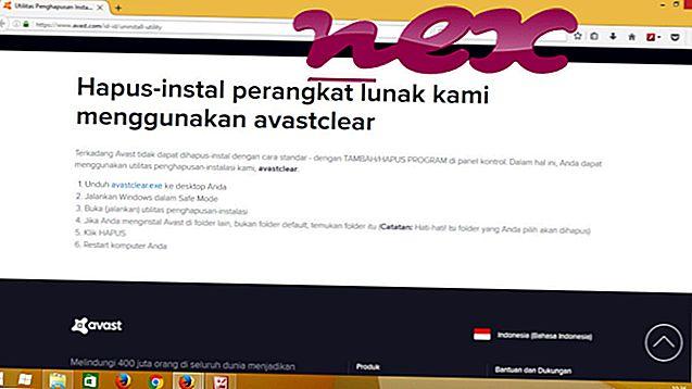 O que é um arquivo wcu.exe?