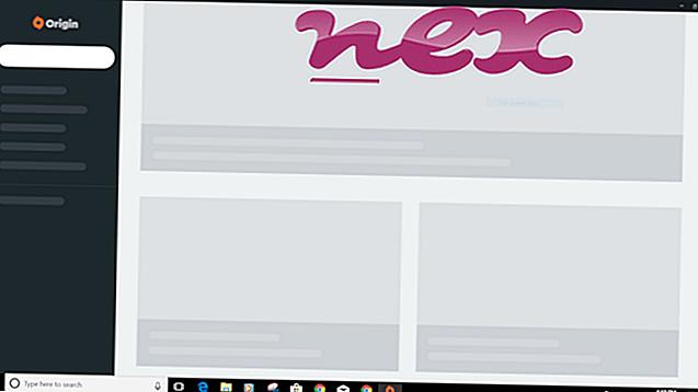 Co to jest OriginWebHelperService.exe?