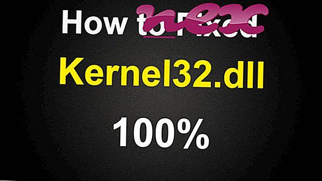 Mikä on kernel32.dll?