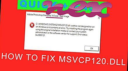 Msvcp120.dll क्या है?