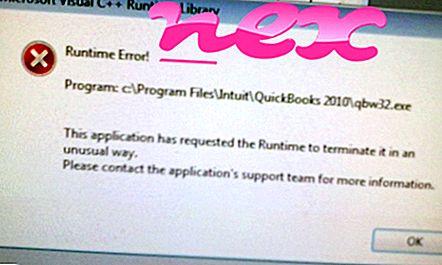 ¿Qué es Intuit.QuickBooks.FCS.exe?
