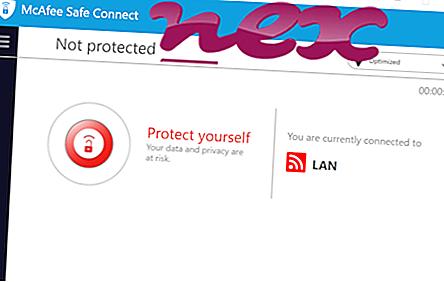 Qu'est-ce que McAfee Safe Connect.exe?