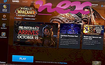 Mikä on Battle.net Launcher.exe?