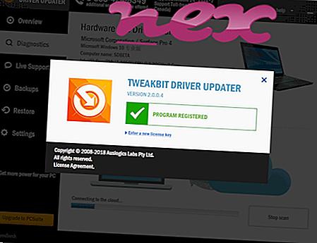 ¿Que es DriverUpdater.exe?