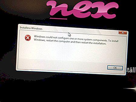 Kas ir Microsoft kodola režīma draivera ietvara instalēšanas v1.5-WinXP.exe?