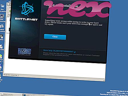 Što je Battle.net Helper.exe?