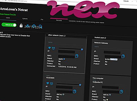 Τι είναι netcut.exe;